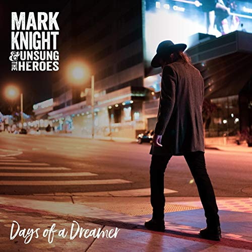 Mark Knight Album Days of A Dreamer